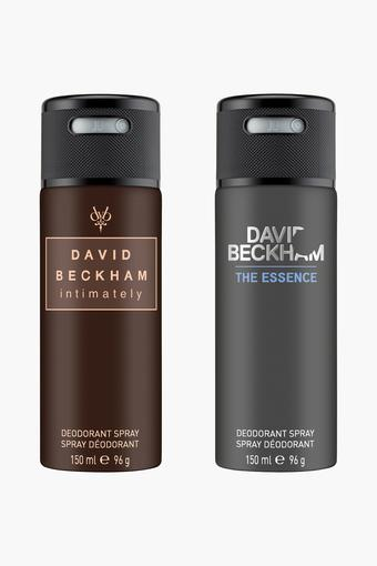 DAVID BECKHAM - Deodorants - Main