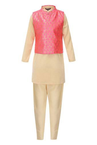 STOP -  Pink Indianwear - Main