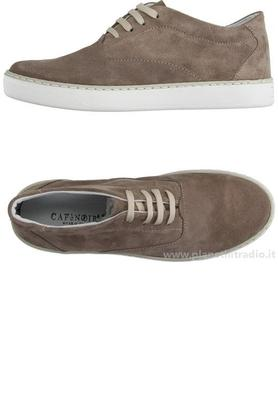 WILLIAM PENN Mens Suede Lace Up Sneakers