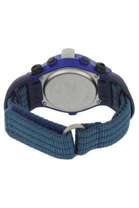 Boys Digital Stainless Steel Watch - NKC3002PV02