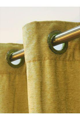 ARIANA - Pistachio Door Curtains - 3