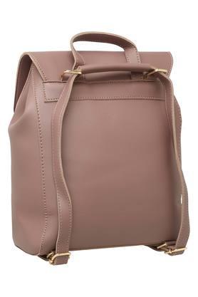 Womens Snap Closure Backpack