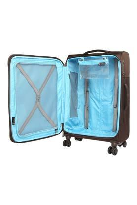 Unisex Zip Closure Soft Trolley
