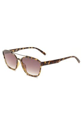 Mens Full Rim Square Sunglasses - 2121 C3 S