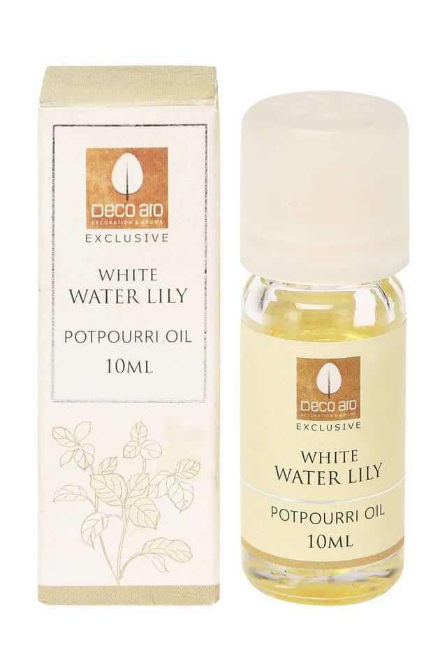 White Water Lily Fragrance Potpourri Oil - 10ml
