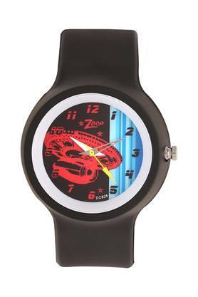 Boys Analogue Plastic Watch - NKC3029PP06
