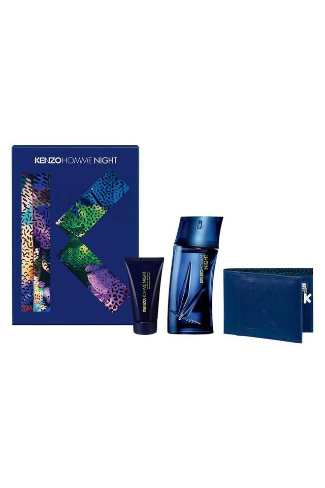 7475b3b47 Buy KENZO Mens Kenzo Homme Night Eau De Toilette Set | Shoppers Stop
