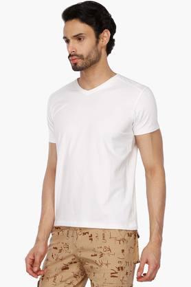 LIFE - WhiteT-Shirts & Polos - 2