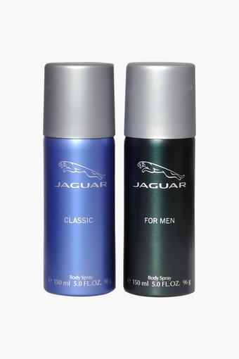 JAGUAR -  No Colour Deodorants - Main