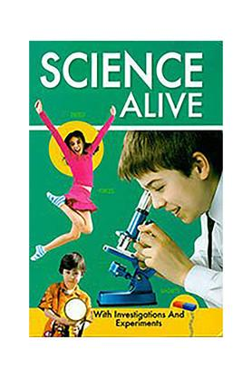 Science Alive With Investigations and Experiments