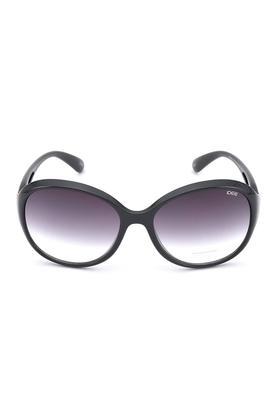 Womens Oversized Gradient Sunglasses