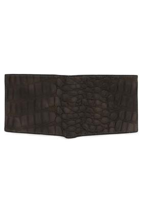 HORRAMens PU Leather 1 Fold Wallet - 204840823_9327