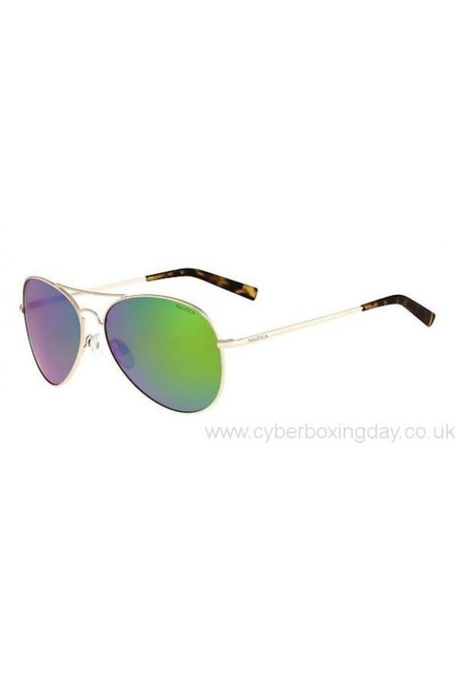 Unisex Aviator UV Protected Sunglasses