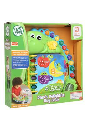 Unisex Dinos Delightful Day Book