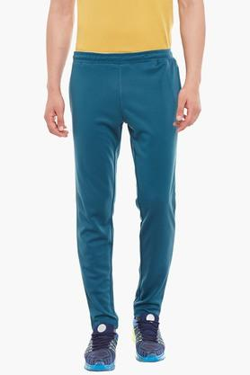 ALCISMens Slim Fit Solid Track Pants - 203098686