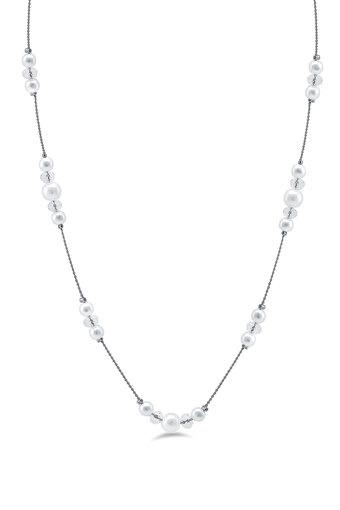 Womens Silver Plated Chain
