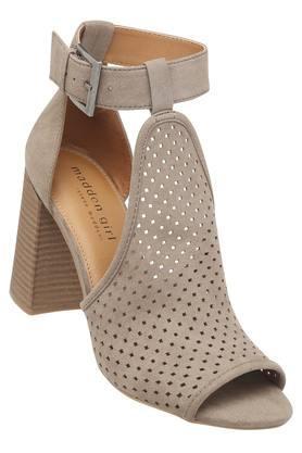 STEVE MADDENWomens Casual Wear Buckle Closure Heels - 204773964_9117
