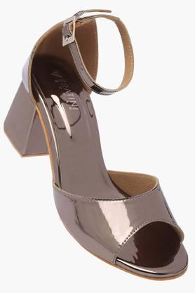 FRATINI WOMAN Womens Party Wear Buckle Closure Heels
