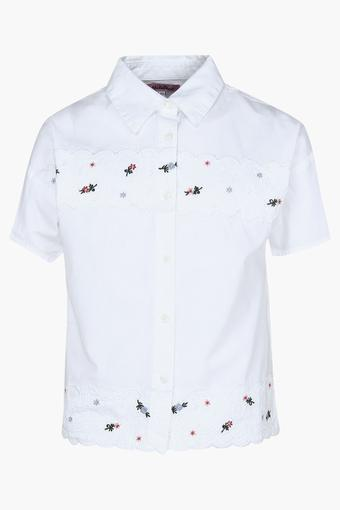NATILENE -  Off WhiteTopwear - Main