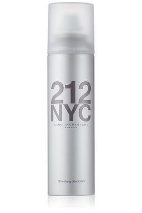 Womens 212 NYC Refreshing Deodorant Natural Spray