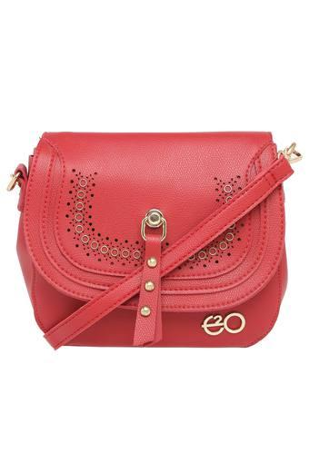 E2O -  Red Handbags - Main