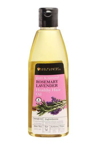 Rosemary Lavender Hair Oil - 225 ml