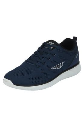ATHLEISURE Mens Mesh Lace Up Sports Shoes - 203578175_9308