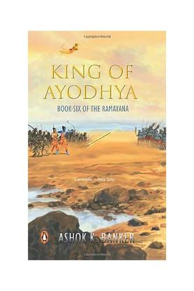 King of Ayodhya (Ramayana)