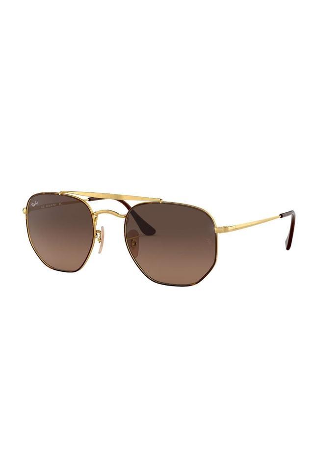 Unisex Navigator Gradient Sunglasses