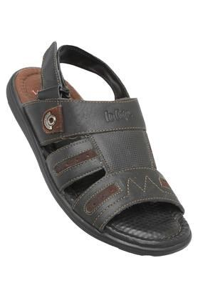 Mens Velcro Closure Sandals