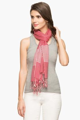 EXCLUSIVE LINES FROM BRANDS Womens Stripe Shawl