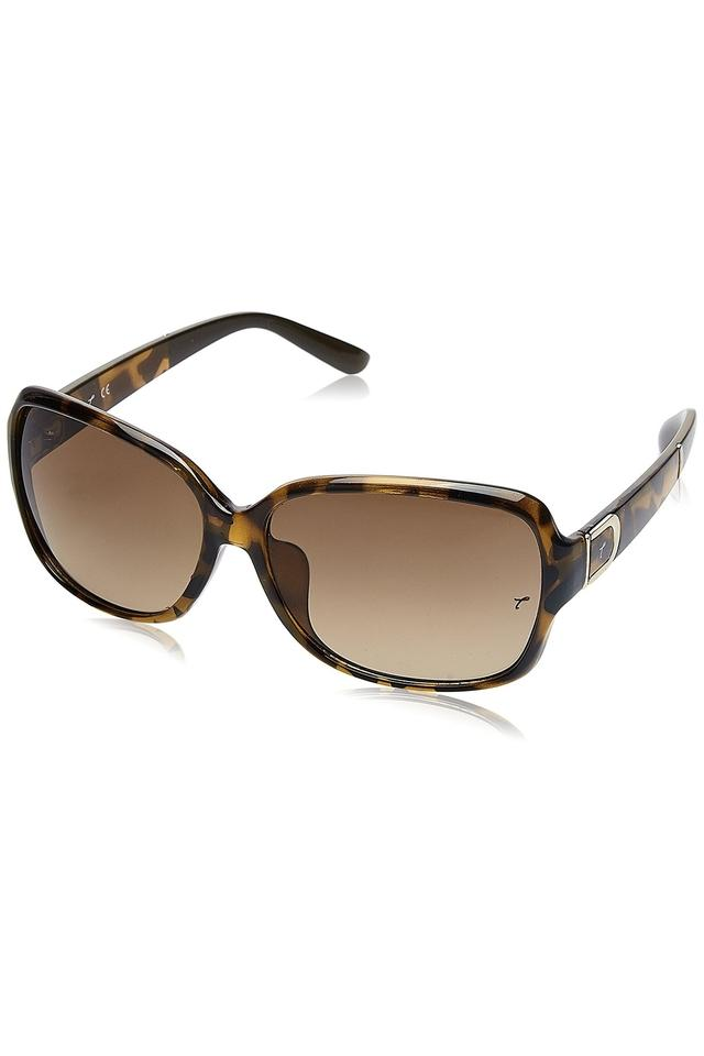 Womens Oversized UV Protected Sunglasses
