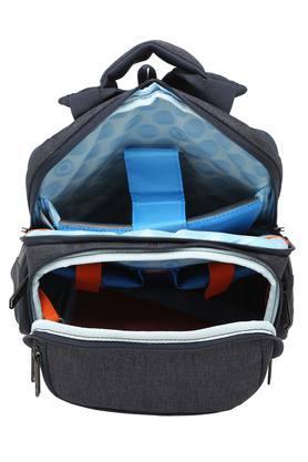 Unisex Zip Closure Laptop Backpack
