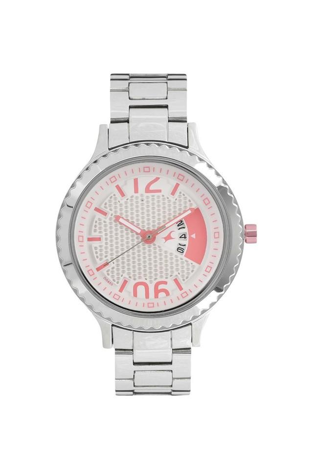 Womens Loopholes  Analogue Stainless Steel Watch - 6168SM02