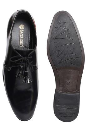 Mens PU Lace Up Derbys