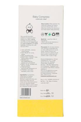 Baby Compress Cold Relief