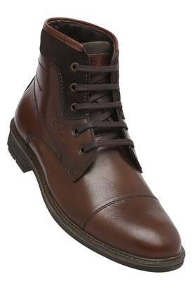 LEE COOPERMens Casual Wear Lace Up Boots