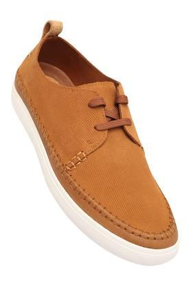 CLARKS Mens Casual Wear Lace Up Shoes