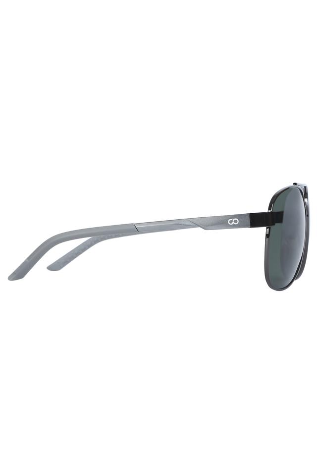 Mens Full Rim Aviator Sunglasses - GM0883C03