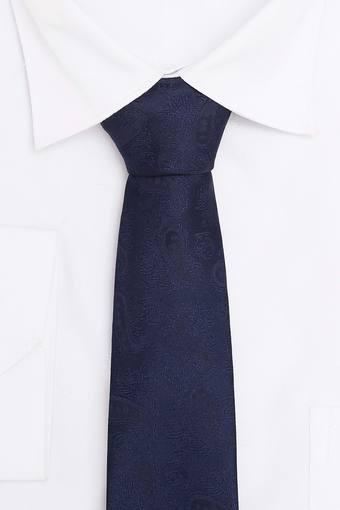 Mens Self Pattern Tie