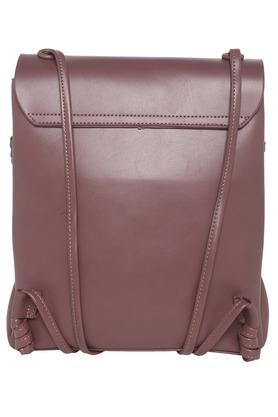 Womens Flap Closure Backpack