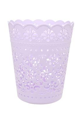 IVY Round Cutwork Solid Paper Open Top Bin - 18L