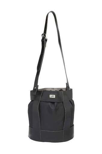 LIFE -  Black Handbags - Main