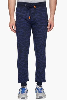 STATUS QUOMens 3 Pocket Camouflage Track Pants