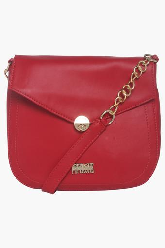 PEPERONE -  Red Handbags - Main