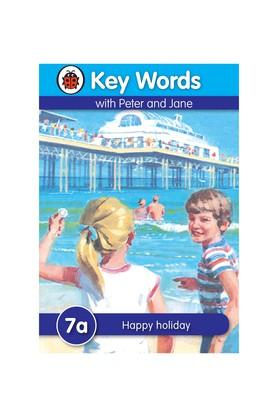 Key Words 7a: Happy Holiday