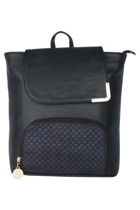 Womens Snap Closure Backpack