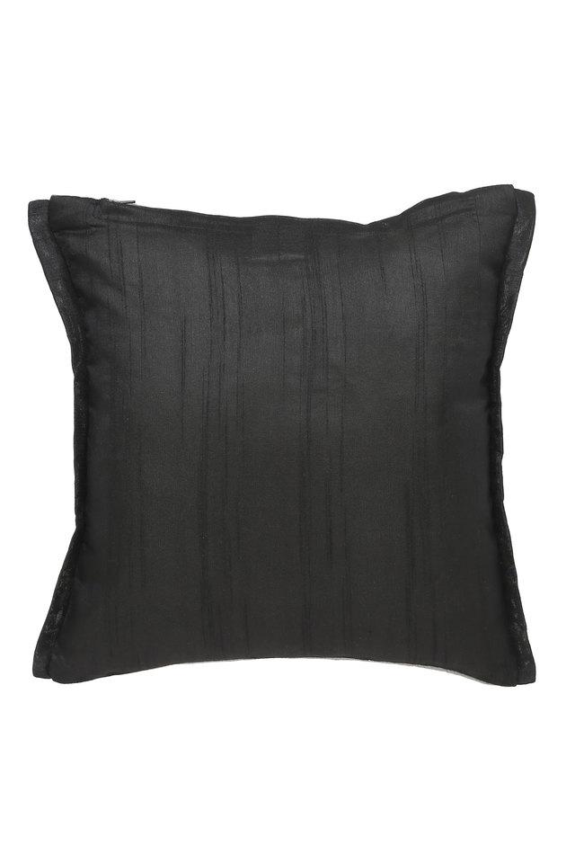 Square Embellished Cushion Cover