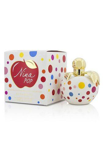 Womens Nina Pop Eau De Toilette - 80ml