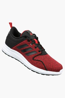 ADIDAS Mens Mesh Lace Up Sports Shoes - 203167642
